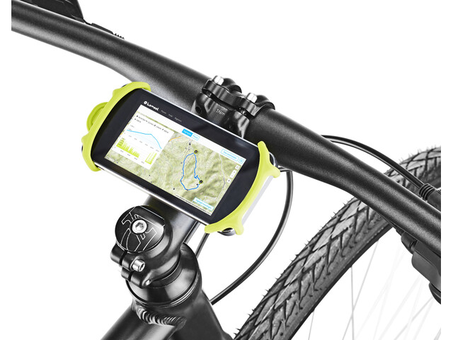 Red Cycling Products Easy Up Smartphone Houder, green